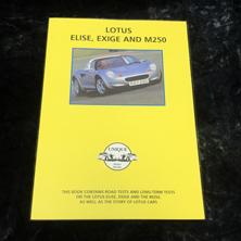 Lotus Elise, Exige and M250