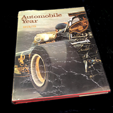 Automobile Year 20