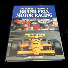 The Complete History of GP Motor Racing