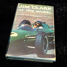 Jim Clark at The Wheel