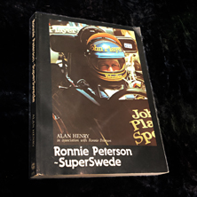 Ronnie Peterson Super Swede