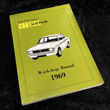 High Performance Cortina Lotus