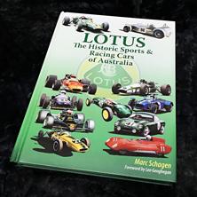 Lotus Historic Sports & Racing Cars of Australia