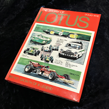 The Story of Lotus 1961-1971