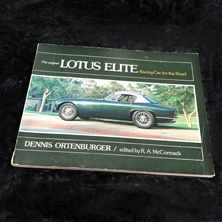 The Original Lotus Elite Racing Car For The Road