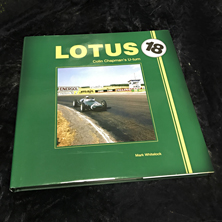 Lotus 18 Colin Chapman's U-Turn