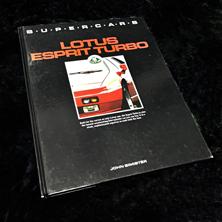 Supercars lotus Esprit Turbo