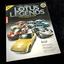 Lotus Legends From Seven to Evora