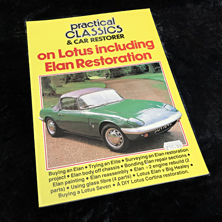On Lotus including Elan Restoration