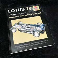 Lotus 79 Owners Workshop Manual