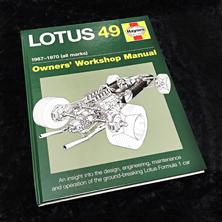 Lotus 49 Owners Workshop Manual