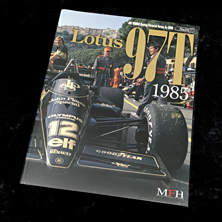 Lotus 97T 1985