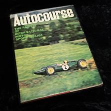 Autocourse 1963 Season