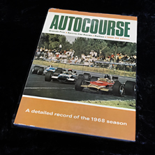 Autocourse 1968 Season