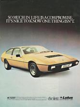 Lotus Cars Limited (Marketing)