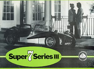 Lotus Super Seven Series 3