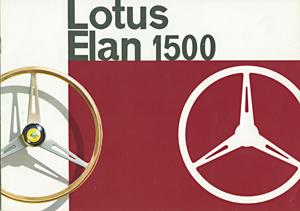 Lotus Elan 1500