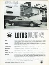 Lotus Elan +2