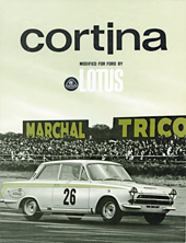 Cortina Modified by Lotus