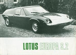 Lotus Europa S.2.