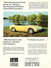 Lotus Canada 1961