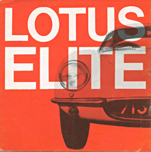 Lotus Elite Series 2 (Type 14)