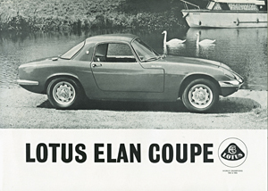 Lotus Elan Coupe