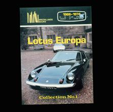 Lotus Europa Collection No.1