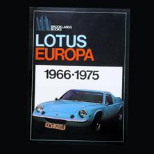 Lotus Europa 1966-1975