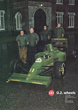 OZ Wheels - 1991