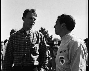 Jim Clark, Dan Gurney