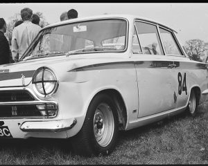 John Whitmore, Lotus Cortina