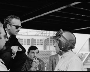 Jack Sears, Colin Chapman