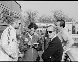 John Whitmore, Colin Chapman