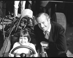 Colin Chapman, Jane Chapman