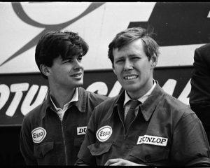 Alan McCall, Dick Scammell