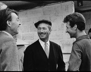Jim Endruweit, Colin Chapman, Bob Dance