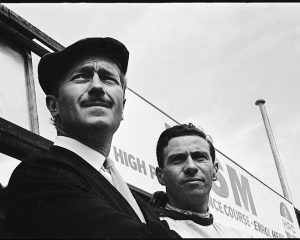 Jim Clark, Colin Chapman