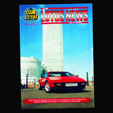 Club Lotus News