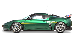Type 124 Evora Enduro