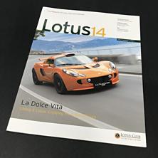 LCI: Lotus 14