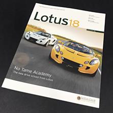 LCI: Lotus 18