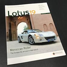 LCI: Lotus 19