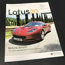 LCI: Lotus 20