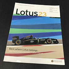 LCI: Lotus 23