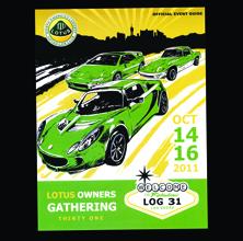Las Vegas, LOG 31 (Lotus Owners Gathering)