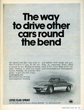 Lotus Cars Limited 1971