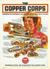 NGK Sparkplugs  -1979
