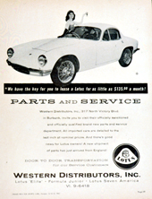 Western Distributors Inc.