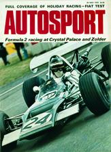 Type 69, Jochen Rindt